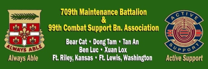 709Th Maintenance Battalion http://www.alwaysable.org/709th%20History/709th%20history.htm
