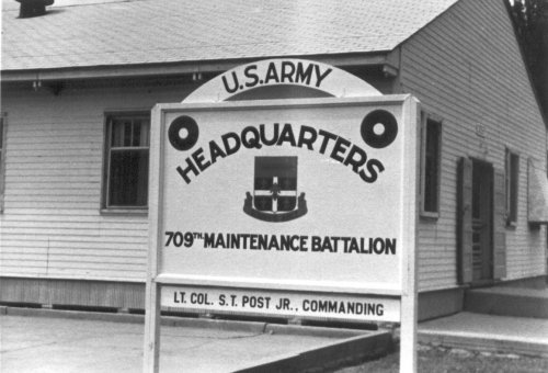 709Th Maintenance Battalion http://www.alwaysable.org/FT%20Riley%20KS/Ft%20Riley%20Blanchette/photo_of_ft_riley_ks%20Blanchette.htm