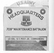 709Th Maintenance Battalion http://www.alwaysable.org/FT%20Riley%20KS/Ft%20Riley%20Ks.htm